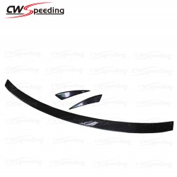 ABT STYLE CARBON FIBER REAR SPOILER FOR 2013-2015 AUDI A4L B9