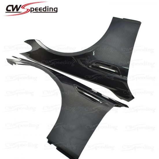 M5 STYLE CARBON FIBER FRONT FENDER FOR BMW 5 SERIES F10 F18
