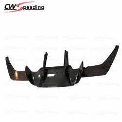CARBON FIBER REAR BUMPER LIP REAR DIFFUSER FOR BMW 6 SERIES F06 F12 F13