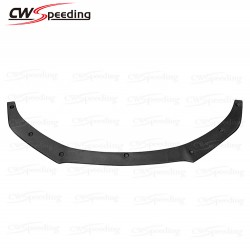 C STYLE CARBON FIBER FRONT LIP FOR 2015-2016 JAGUAR XE